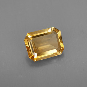 Buy 1.80 ct Yellow Golden Citrine 8.83 mm x 6.8 mm from GemSelect (Product ID: 312306)