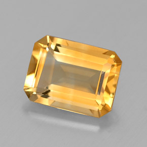 Buy 1.39 ct Yellow Golden Citrine 8.04 mm x 6.1 mm from GemSelect (Product ID: 313193)