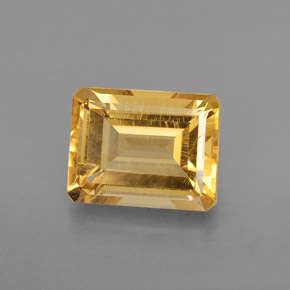Buy 2.23 ct Yellow Golden Citrine 8.95 mm x 7 mm from GemSelect (Product ID: 316258)