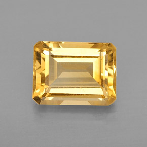 Buy 2.19 ct Yellow Golden Citrine 8.94 mm x 6.9 mm from GemSelect (Product ID: 316264)