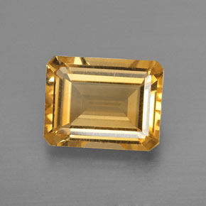 Buy 1.96 ct Yellow Golden Citrine 9.00 mm x 7 mm from GemSelect (Product ID: 316271)