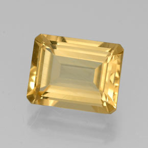 Buy 2.23 ct Yellow Golden Citrine 9.14 mm x 7.1 mm from GemSelect (Product ID: 316300)