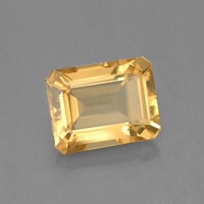 Buy 2.35 ct Yellow Golden Citrine 9.03 mm x 7 mm from GemSelect (Product ID: 316387)