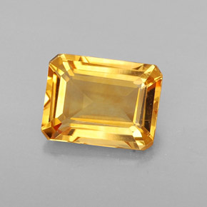 1.97 ct Natural Yellow Golden Citrine