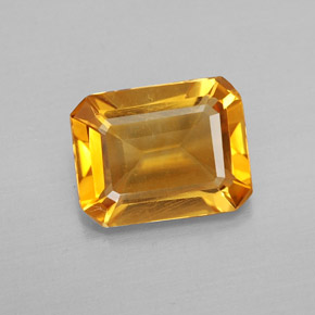 Buy 1.69 ct Yellow Golden Citrine 8.90 mm x 7 mm from GemSelect (Product ID: 316765)
