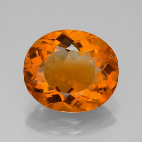 Buy 5.22 ct Yellow Orange Citrine 12.93 mm x 11.2 mm from GemSelect (Product ID: 324944)