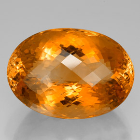 Buy 66.07 ct Yellow Golden Citrine 30.22 mm x 21.3 mm from GemSelect (Product ID: 325134)