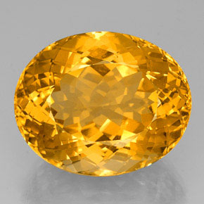 Buy 49.33 ct Yellow Golden Citrine 26.73 mm x 21.8 mm from GemSelect (Product ID: 327954)