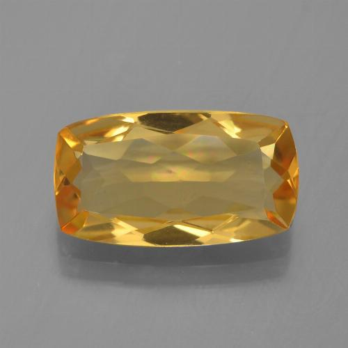 Buy 2.53 ct Yellow Golden Citrine 12.45 mm x 7 mm from GemSelect (Product ID: 453856)