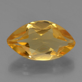 thumb image of 2.1ct Marquise Facet Yellow Golden Citrine (ID: 456293)