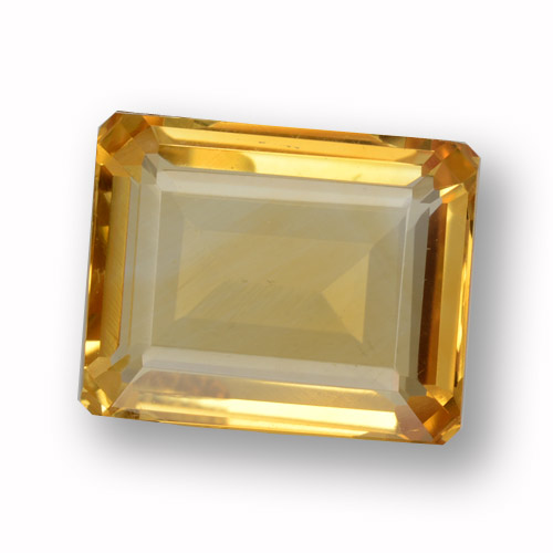 Buy 3.88 ct Yellow Golden Citrine 10.86 mm x 8.7 mm from GemSelect (Product ID: 459977)