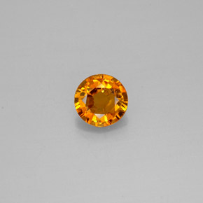 Buy 0.57 ct Yellow Orange Clinohumite 5.33 mm  from GemSelect (Product ID: 304263)