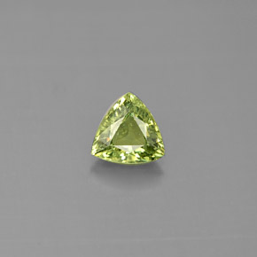 Buy 0.56 ct Green Demantoid Garnet 5.26 mm x 5.1 mm from GemSelect (Product ID: 288172)