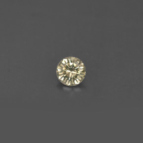 Buy 0.17 ct Champagne Diamond 3.65 mm  from GemSelect (Product ID: 289950)