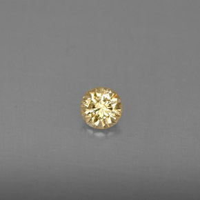 0.19 ct Natural Champagne Diamond