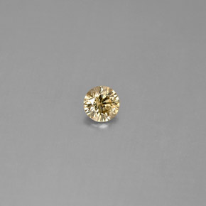 Buy 0.18 ct Champagne Diamond 3.60 mm  from GemSelect (Product ID: 290567)