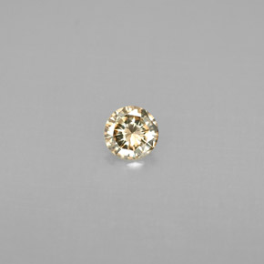 Buy 0.18 ct Champagne Diamond 3.82 mm  from GemSelect (Product ID: 295756)