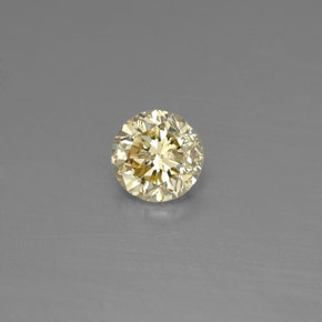 Buy 0.18 ct Champagne Diamond 3.39 mm  from GemSelect (Product ID: 316177)