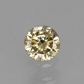 Buy 0.20 ct Champagne Diamond 3.63 mm  from GemSelect (Product ID: 316342)