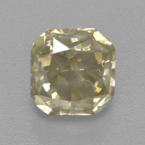 Champagne Diamond Gem - 1.8ct Octagon / Scissor Cut (ID: 382053)
