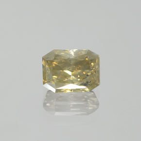 Champagne Diamond Gem - 1.7ct Octagon / Scissor Cut (ID: 382055)