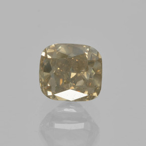Cognac Diamond Gem - 1ct Cushion-Cut (ID: 460457)