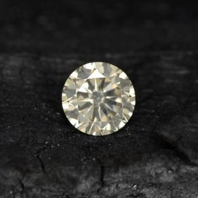 thumb image of 0.2ct Diamond-Cut Light Champagne Diamond (ID: 467142)