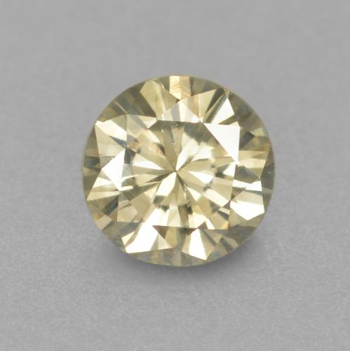 thumb image of 0.2ct Diamond-Cut Light Champagne Diamond (ID: 467151)