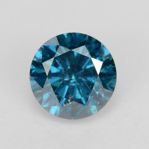 6cf2b729f1694 0.37 ct Deep Navy Blue Diamond