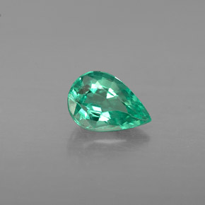 Buy 0.40 ct Green Emerald 6.04 mm x 4.2 mm from GemSelect (Product ID: 284404)