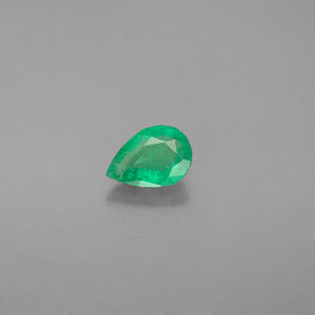 0.35 ct Natural Green Emerald