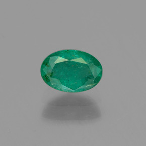 Buy 0.51 ct Green Emerald 6.09 mm x 4.2 mm from GemSelect (Product ID: 290250)