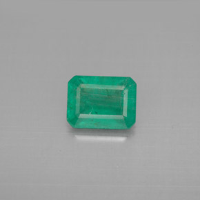 Buy 1.19 ct Green Emerald 7.72 mm x 5.8 mm from GemSelect (Product ID: 295354)