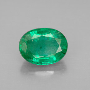 Buy 2.89 ct Green Emerald 10.45 mm x 8 mm from GemSelect (Product ID: 299226)
