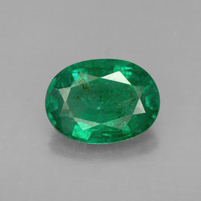 Buy 2.67 ct Green Emerald 10.95 mm x 8.2 mm from GemSelect (Product ID: 299250)