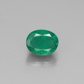 Buy 0.44 ct Green Emerald 5.19 mm x 4.1 mm from GemSelect (Product ID: 310484)