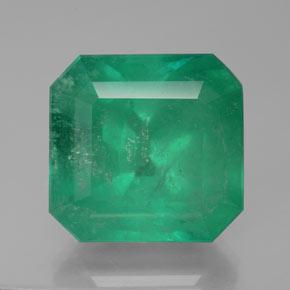 thumb image of 28.8ct Octagon Facet Green Emerald (ID: 337691)