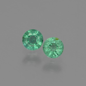 Buy 0.44 ct Green Emerald 3.88 mm  from GemSelect (Product ID: 429016)