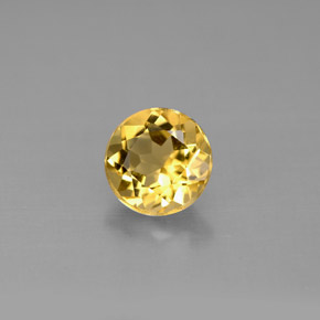 Buy 0.98 ct Yellow Golden Beryl 6.48 mm  from GemSelect (Product ID: 291873)