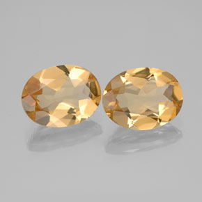 Yellow Golden Beryl Gem - 1.5ct Oval Facet (ID: 360517)