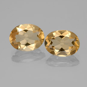 thumb image of 1.8ct Oval Facet Yellow Golden Beryl (ID: 360522)