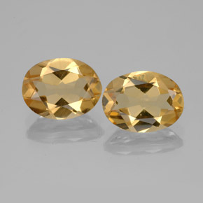 Golden Golden Beryl Gem - 1.6ct Oval Facet (ID: 360523)