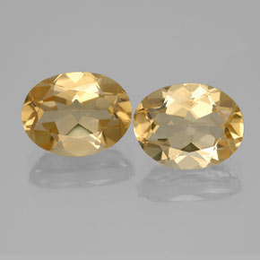 thumb image of 1.8ct Oval Facet Yellow Golden Beryl (ID: 360658)