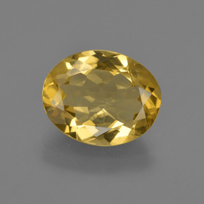 thumb image of 3ct Oval Facet Yellow Golden Golden Beryl (ID: 422701)