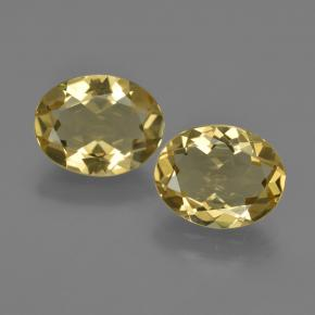 thumb image of 2ct Oval Facet Golden Yellow Golden Beryl (ID: 422866)