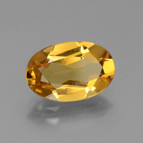 2.18 ct Oval Facet Yellow Golden Golden Beryl Gemstone 11.12 mm x 7.4 mm (Product ID: 436419)