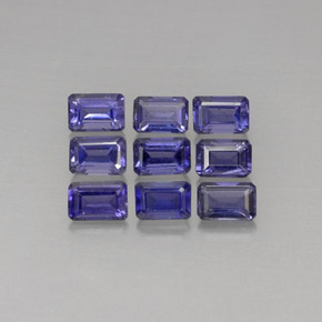 Buy 4.93 ct Violet Iolite 5.75 mm x 3.9 mm from GemSelect (Product ID: 204105)