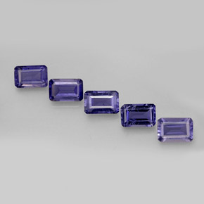Buy 2.58ct Violet Blue Iolite 6.01mm x 4.10mm from GemSelect (Product ID: 279575)