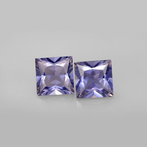 Buy 2.79 ct Violet Blue Iolite 6.95 mm x 6.9 mm from GemSelect (Product ID: 282021)