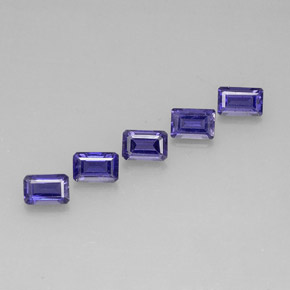 Buy 2.66 ct Violet Blue Iolite 5.90 mm x 3.9 mm from GemSelect (Product ID: 300027)